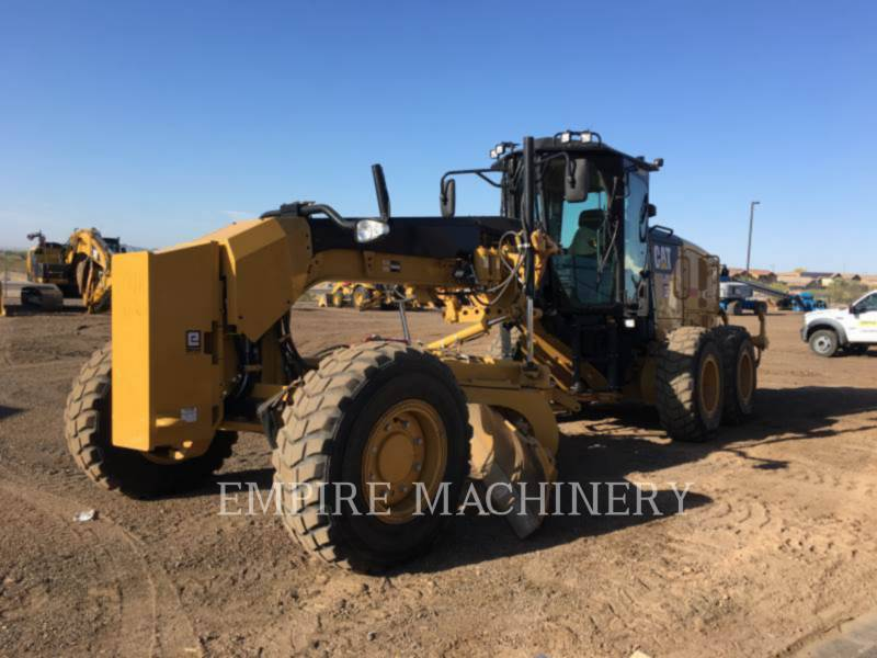 CATERPILLAR MOTORGRADER 120M2AWD equipment  photo 4