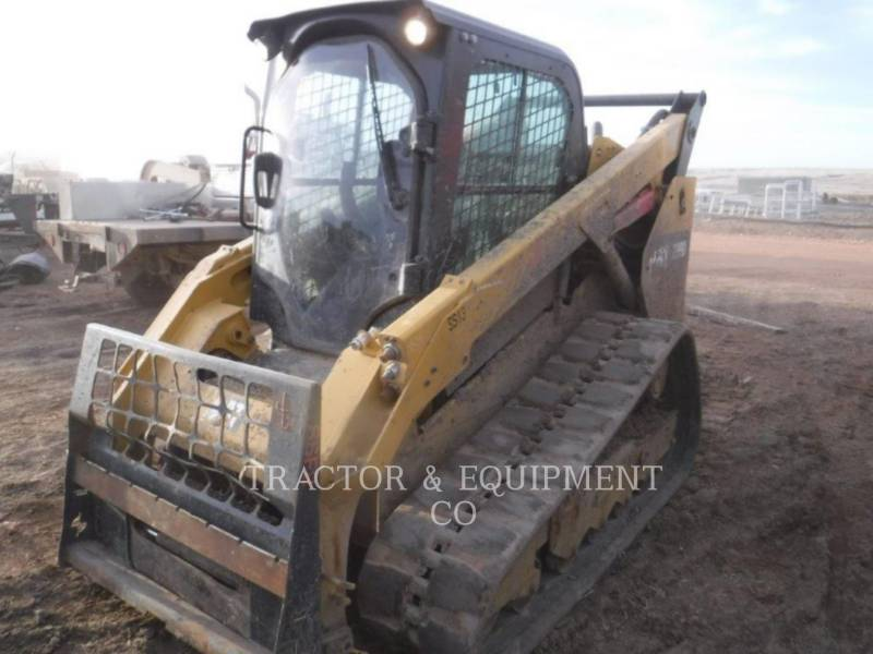 CATERPILLAR SKID STEER LOADERS 299D equipment  photo 1
