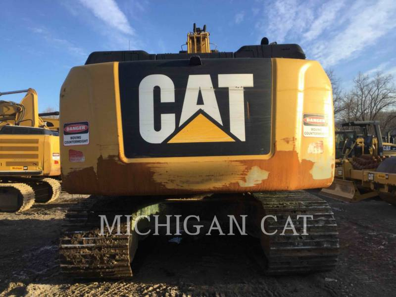 CATERPILLAR PELLES SUR CHAINES 336EL equipment  photo 6