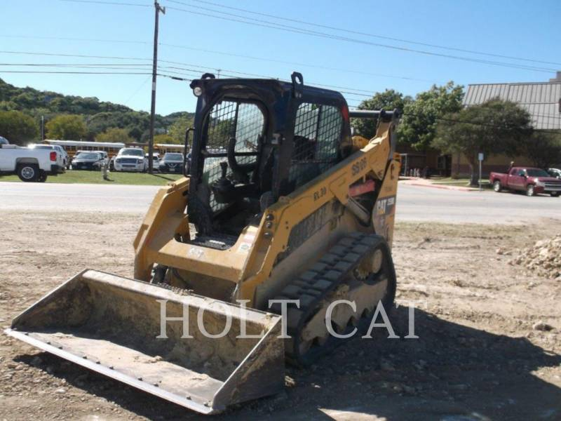 CATERPILLAR CARGADORES MULTITERRENO 259D equipment  photo 1