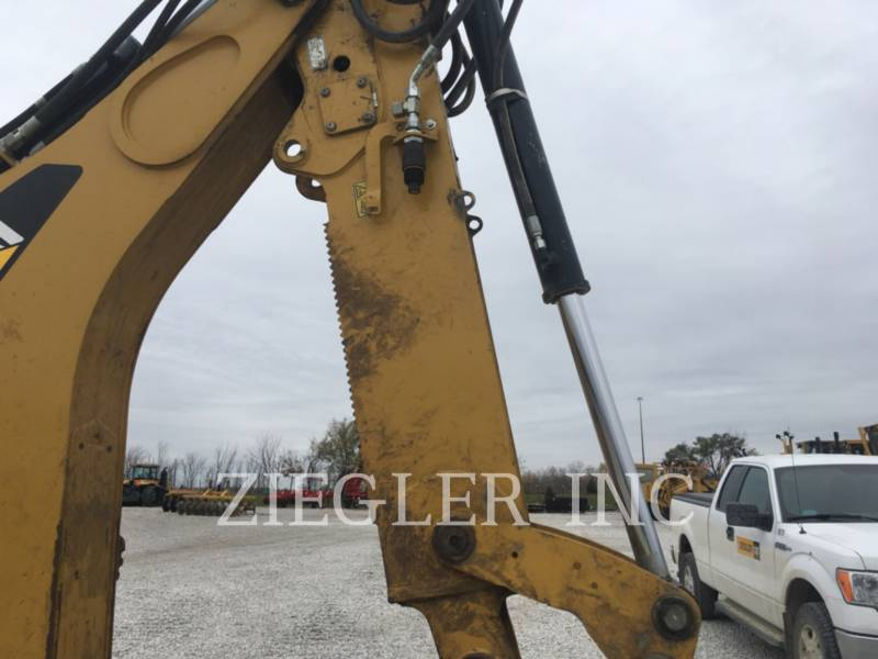 CATERPILLAR BACKHOE LOADERS 420FH2 equipment  photo 9