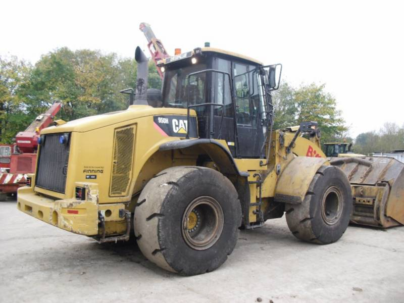 CATERPILLAR RADLADER/INDUSTRIE-RADLADER 950H equipment  photo 4
