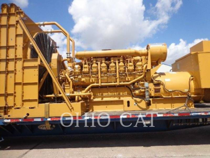 CATERPILLAR STATIONARY - DIESEL 3516B equipment  photo 1