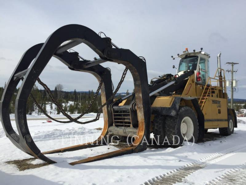 WAGNER FORESTRY - STACKER L460 equipment  photo 1