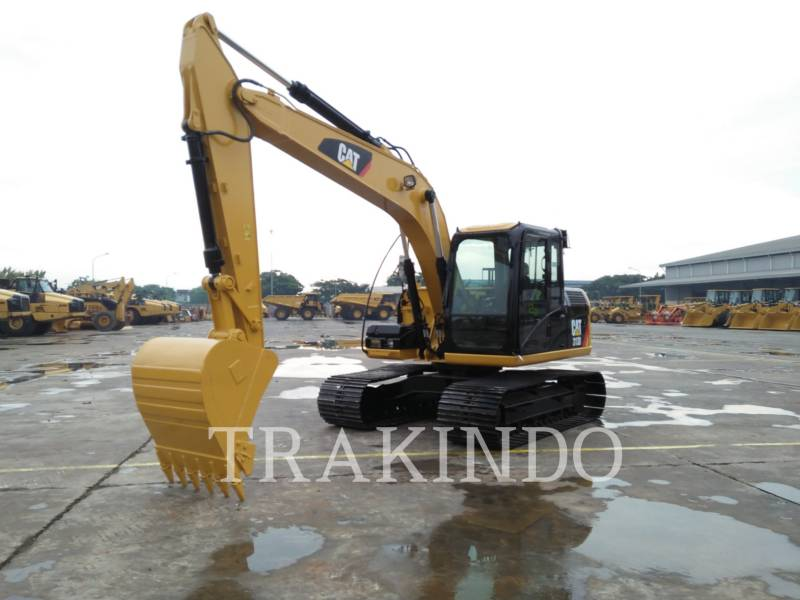 CATERPILLAR KETTEN-HYDRAULIKBAGGER 313D equipment  photo 1