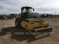 CATERPILLAR VIBRATORY SINGLE DRUM PAD CP56B equipment  photo 4