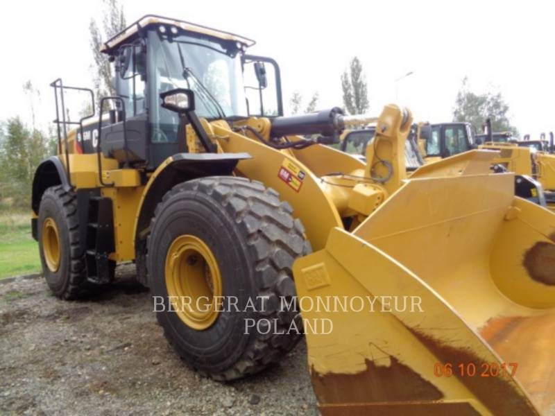 CATERPILLAR CARGADORES DE RUEDAS 966M equipment  photo 10