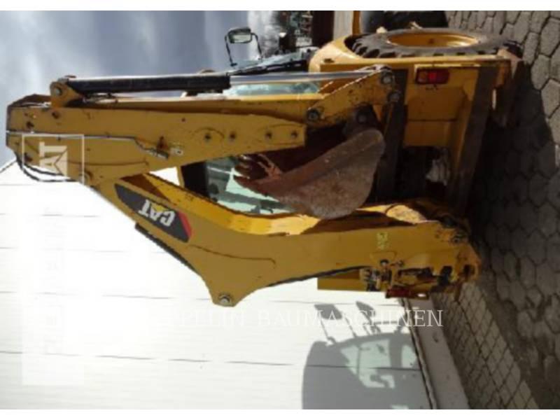 CATERPILLAR RETROEXCAVADORAS CARGADORAS 432F equipment  photo 9