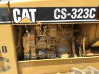 CATERPILLAR COMPACTADORES CS-323C equipment  photo 14