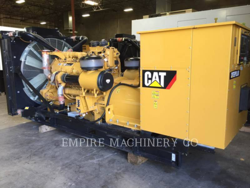 EMPIRE FIXE - DIESEL C27 equipment  photo 1
