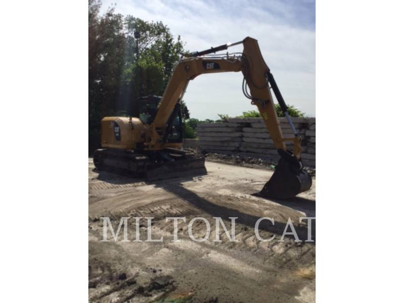 CATERPILLAR PELLES SUR CHAINES 308E2 CRSB equipment  photo 4