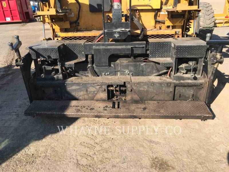 WEILER ASPHALT PAVERS P385A equipment  photo 11