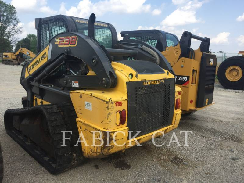 FORD / NEW HOLLAND CARREGADEIRAS TODO TERRENO C238 equipment  photo 2