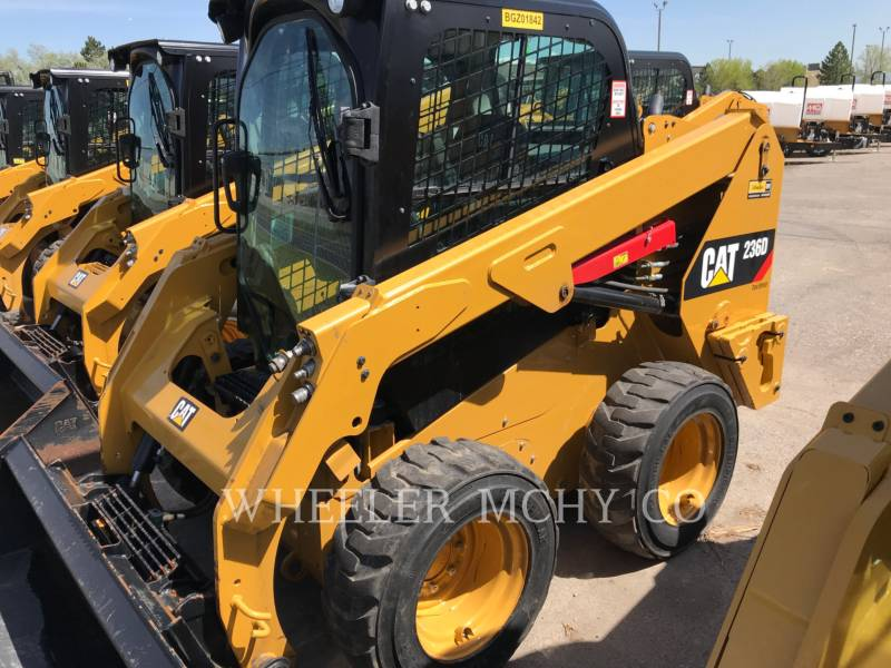 CATERPILLAR MINICARGADORAS 236 C3 2S equipment  photo 1