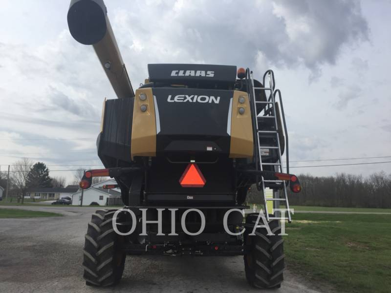 CLAAS OF AMERICA COMBINES LEX740 equipment  photo 4