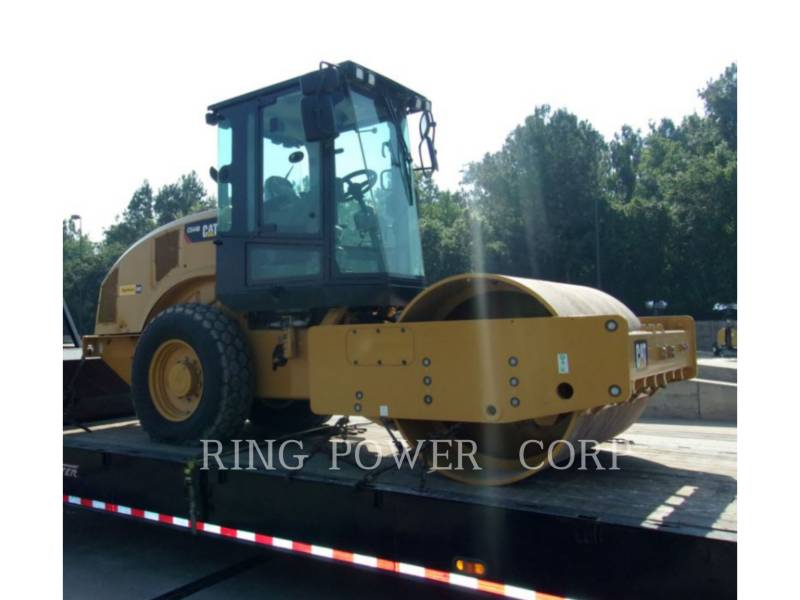 CATERPILLAR VIBRATORY DOUBLE DRUM ASPHALT CS44BCAB equipment  photo 2