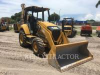 Equipment photo CATERPILLAR 415F2ST バックホーローダ 1