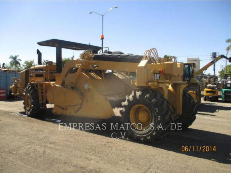 CATERPILLAR STABILIZERS / RECLAIMERS RM-500 equipment  photo 13