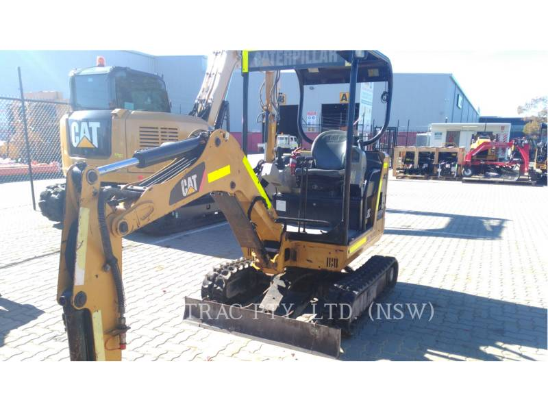 CATERPILLAR PELLES SUR CHAINES 301.8C equipment  photo 8