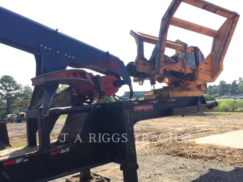 CATERPILLAR GELENKAUSLEGER-HOLZLADER 2384C equipment  photo 5