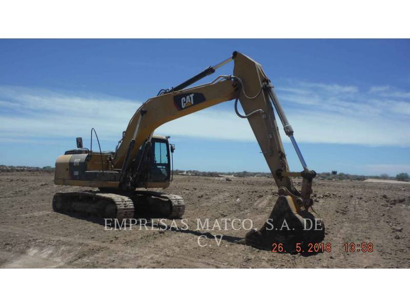 CATERPILLAR TRACK EXCAVATORS 320 D 2 GC equipment  photo 2