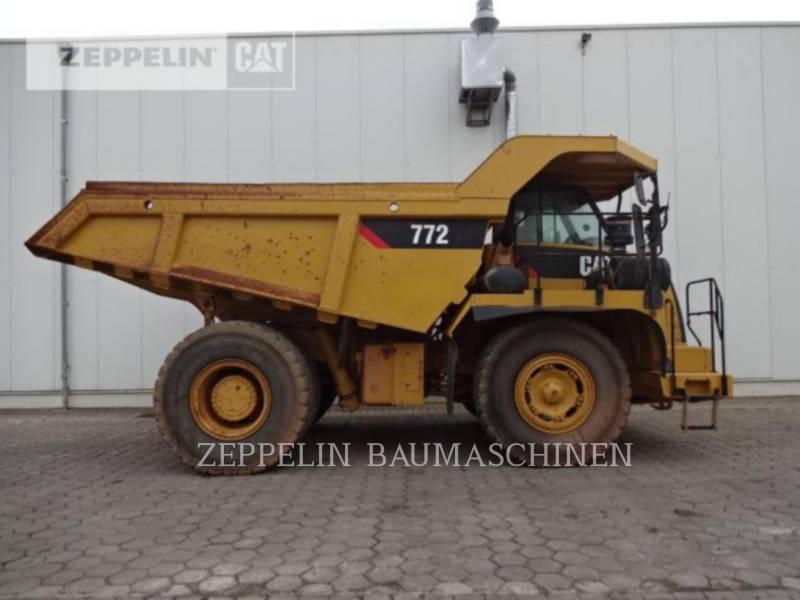 CATERPILLAR OFF HIGHWAY TRUCKS 772 equipment  photo 8