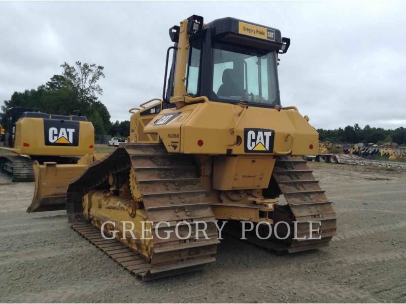 CATERPILLAR TRACTORES DE CADENAS D6N LGP C1 equipment  photo 2