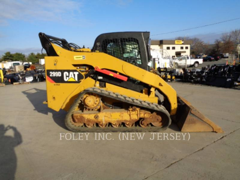 CATERPILLAR MINICARREGADEIRAS 299D equipment  photo 1