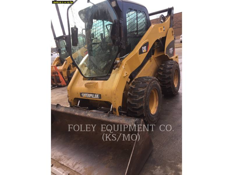 CATERPILLAR SKID STEER LOADERS 272CSTD2CA equipment  photo 1