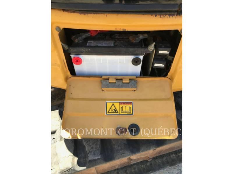 CATERPILLAR TRACK EXCAVATORS 303.5CCR equipment  photo 22