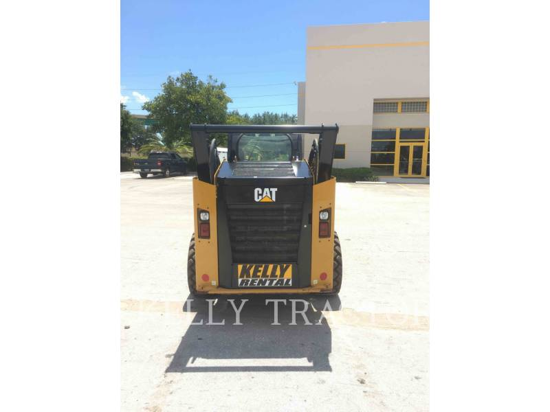 CATERPILLAR MINICARREGADEIRAS 262D equipment  photo 7