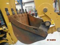 CATERPILLAR BAGGERLADER 420F2ST equipment  photo 10
