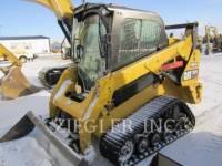 CATERPILLAR CHARGEURS TOUT TERRAIN 257D equipment  photo 4