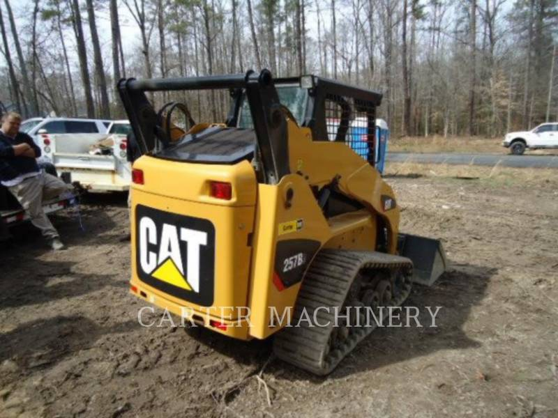 CATERPILLAR SKID STEER LOADERS 257B3 CY equipment  photo 1