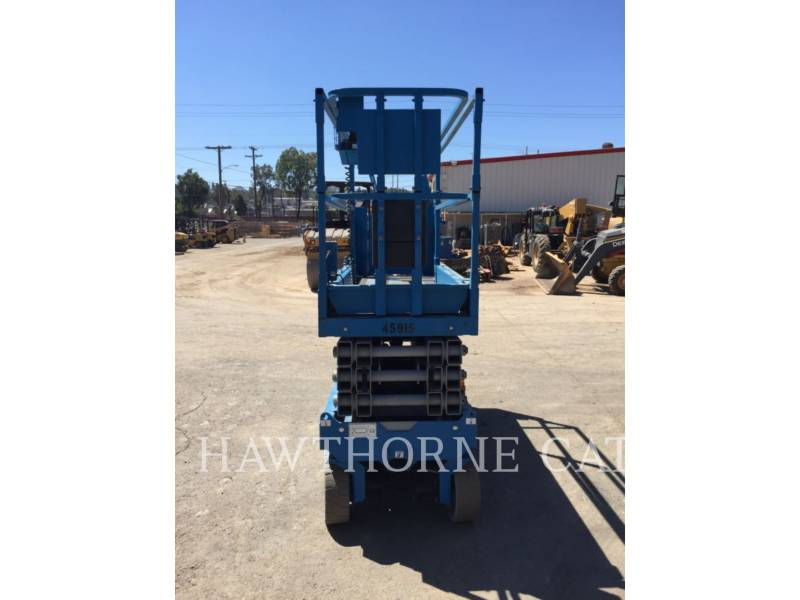 GENIE INDUSTRIES LIFT - SCISSOR 2632GS equipment  photo 4