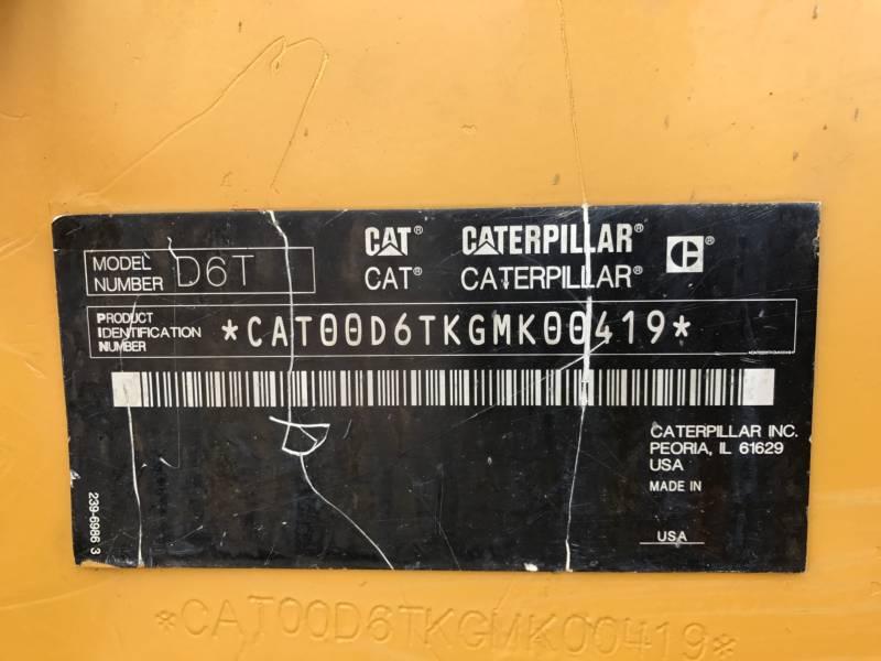 CATERPILLAR TRACTORES DE CADENAS D6TXL equipment  photo 23