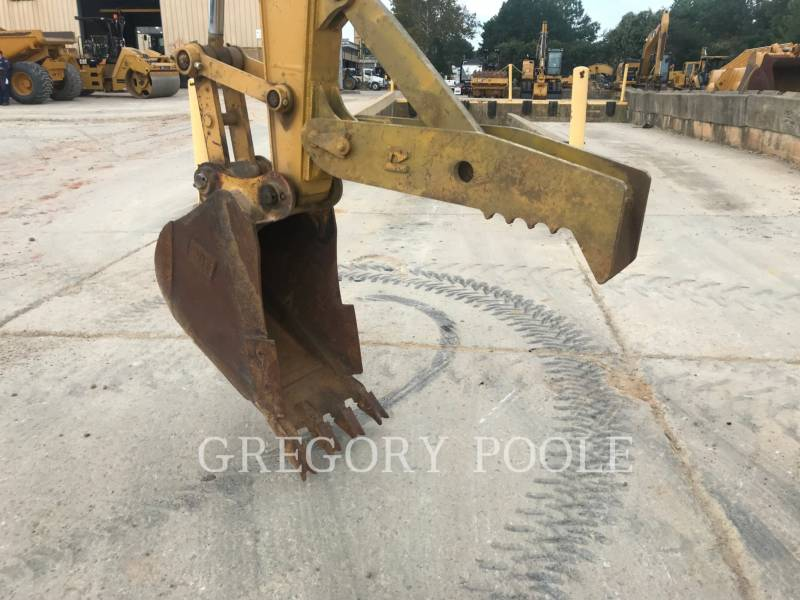 CATERPILLAR KETTEN-HYDRAULIKBAGGER 314C LCR equipment  photo 9