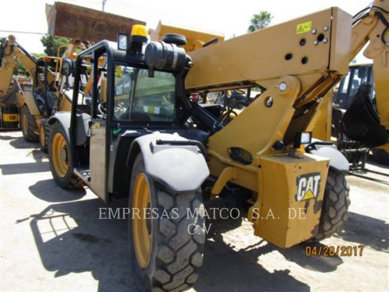 CATERPILLAR CHARGEUR À BRAS TÉLESCOPIQUE TL642C equipment  photo 3