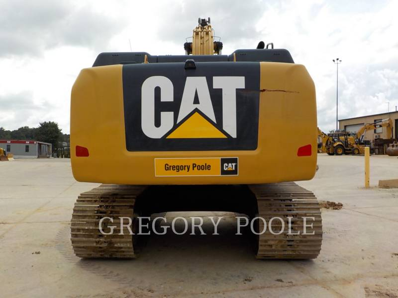 CATERPILLAR TRACK EXCAVATORS 336EL H equipment  photo 13
