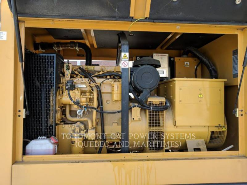 CATERPILLAR STATIONARY GENERATOR SETS D60P3_120_208 V equipment  photo 6