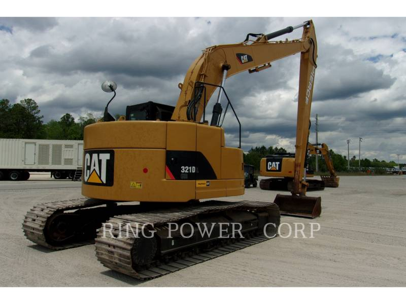 CATERPILLAR EXCAVADORAS DE CADENAS 321DLLONG equipment  photo 4