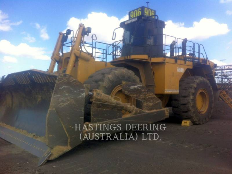 CATERPILLAR WHEEL DOZERS 854K equipment  photo 1