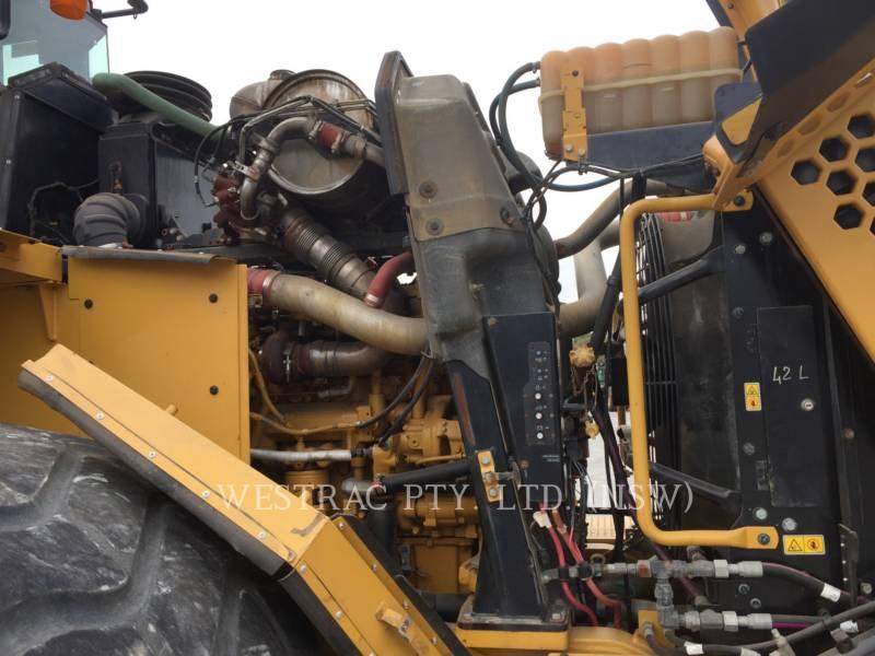 CATERPILLAR RADLADER/INDUSTRIE-RADLADER 980K equipment  photo 6
