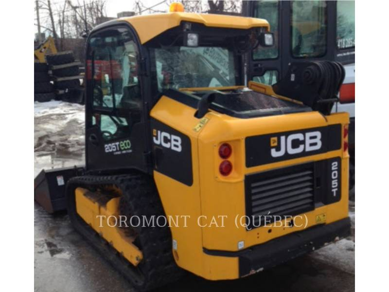 JCB MULTI TERRAIN LOADERS 205T equipment  photo 6