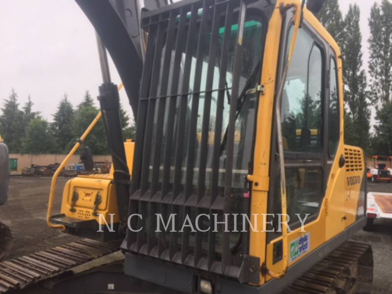 VOLVO CONSTRUCTION EQUIPMENT KETTEN-HYDRAULIKBAGGER EC140BLC equipment  photo 7