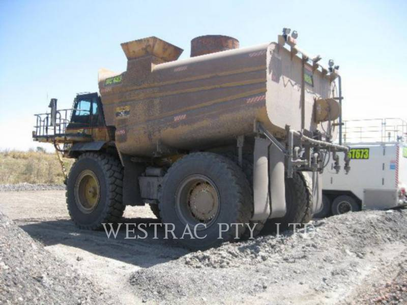CATERPILLAR CAMIONES DE AGUA 777C equipment  photo 3