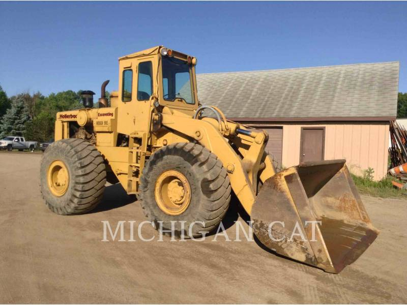 HOUGH WHEEL LOADERS/INTEGRATED TOOLCARRIERS H90E equipment  photo 1