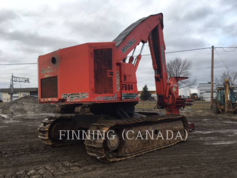 MADILL FORESTRY - FELLER BUNCHERS T2250C equipment  photo 3