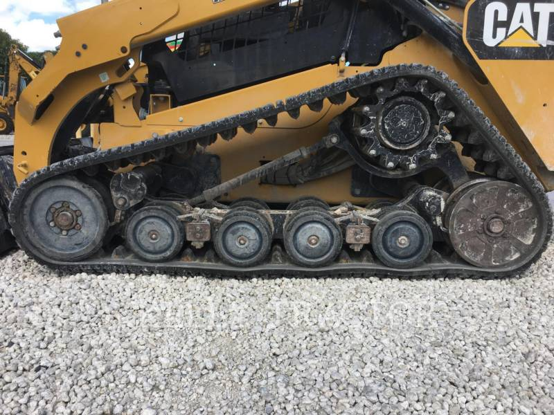 CATERPILLAR MULTI TERRAIN LOADERS 297D equipment  photo 10