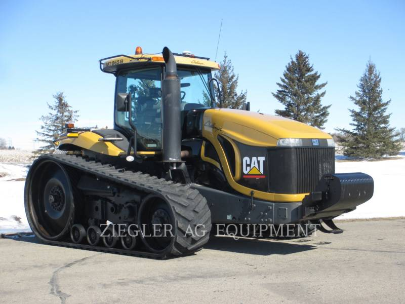 AGCO-CHALLENGER AG TRACTORS MT865B equipment  photo 6